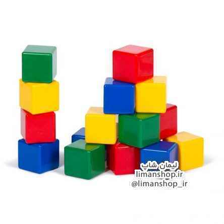 مکعب رنگی 16 عددی