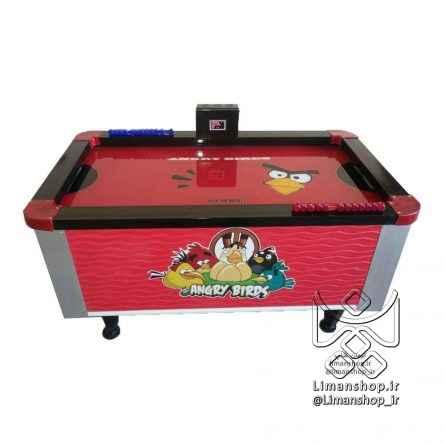 ایرهاکی طرح انگری برد Angry Birds Air Hockey